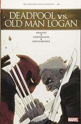 Deadpool vs Old Man Logan, Paperback Book, By: Declan Shalvey