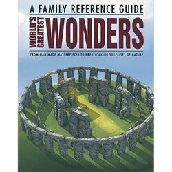 World's Greatest Wonders, Hardcover Book, By: Parragon Books