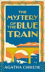 The Mystery of the Blue Train, Hardcover Book, By: Agatha Christie