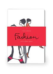 Fashion Illustration Artwork by Maite Lafuente Journal Collection 2, By: Maite Lafuente