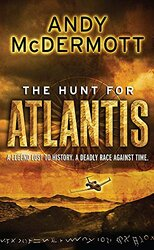 The Hunt for Atlantis, Paperback Book, By: Andy McDermott