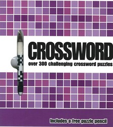Crossword - 300 Challenging Crossword Puzzles, Paperback Book, By: Parragon Books