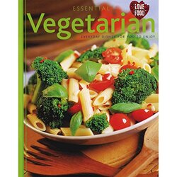 Essentials - Vegetarian, Paperback, By: NA