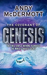 The Covenant of Genesis, Paperback Book, By: Andy McDermott
