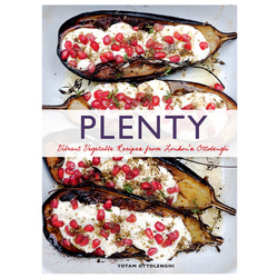Plenty: Vibrant Recipes from London's Ottolenghi, Hardcover Book, By: Yotam Ottolenghi