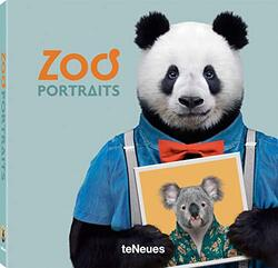 Zoo Portraits, Hardcover Book, By: Yago Partal