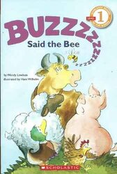 Buzz Said the Bee, Paperback Book, By: Lewison Wendy Cheyette