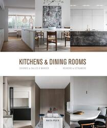 Kitchens & Dining Rooms, Hardcover Book, By: Wim Pauwels