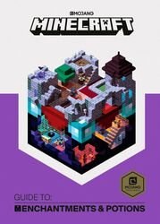 Minecraft Guide to Enchantments and Potions: An official Minecraft book from Mojang, Hardcover Book, By: Mojang AB