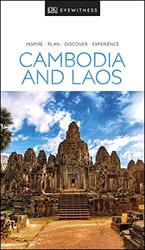 DK Eyewitness Travel Guide Cambodia and Laos, Paperback Book, By: DK Eyewitness