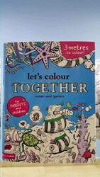 Let's Color Together Ocean and Garden, Unspecified, By: Wydawnictwo Zielon Sowa