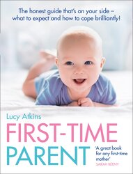First-Time Parent, Paperback Book, By: Lucy Atkins