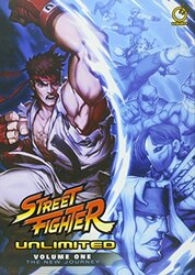 Street Fighter Unlimited Volume 1: The New Journey, Hardcover, By: Ken Siu-Chong