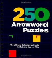 250 Arrowword Puzzles, By: Parragon