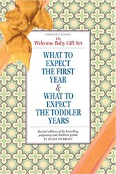 Welcome Baby Gift Set, Paperback, By: Heidi Murkoff