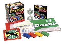 Nascar: Desktop 500 (Mega Mini Kits), Paperback Book, By: Cathy Elliott
