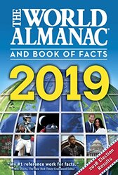 The World Almanac and Book of Facts 2019, Paperback Book, By: Sarah Janssen