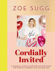 Cordially Invited, Hardcover Book, By: Zoe Sugg