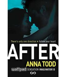 After (The After Series), Paperback Book, By: Anna Todd