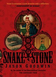 The Snake Stone, Hardcover, By: Jason Goodwin