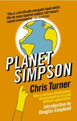 planet Simpson, Paperback Book, By: Chris Turner