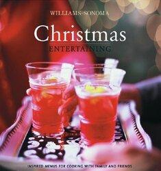 Williams-Sonoma Entertaining: Christmas Entertaining (Williams-Sonoma Entertaining), Hardcover, By: Georgeanne Brennan