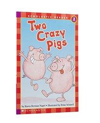 Two Crazy Pigs, Paperback Book, By: Nagel Karen Berman