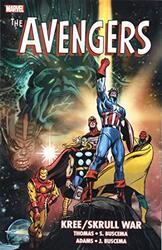 Avengers: Kree/skrull War, Paperback Book, By: Roy Thomas