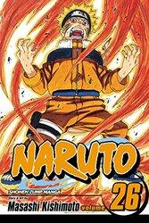 Naruto, Volume 26, Paperback Book, By: Masashi Kishimoto