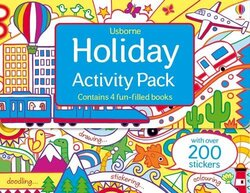 Holiday Activity Pack, Paperback Book, By: Usborne Publishing Ltd
