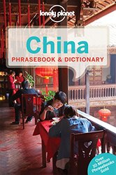 Lonely Planet China Phrasebook & Dictionary (Lonely Planet Phrasebook and Dictionary), Paperback Book, By: Lonely Planet