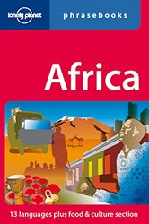 Africa Phrasebook (Lonely Planet Phrasebook), Paperback, By: Yinola Awoyale