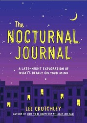 THE NOCTURNAL JOURNAL, Paperback Book, By: Lee Crutchley