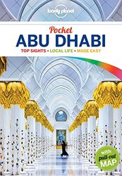 Lonely Planet Pocket Abu Dhabi (Travel Guide), Paperback Book, By: Lonely Planet