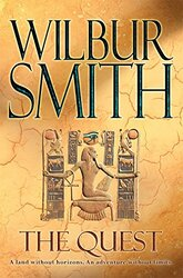The Quest, Paperback Book, By: Wilbur Smith