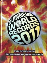 Guinness World Records 2011, Hardcover Book, By: Guinness World Records Limited
