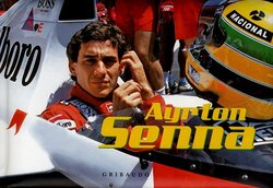 Ayrton Senna, Hardcover Book, By: Page One