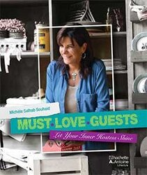 MUST-LOVE-GUESTS, Hardcover Book, By: Michele Salhab Soueid