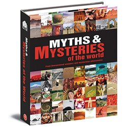 Mysteries of the World: Gift Folder and DVD, Paperback Book, By: Parragon Books
