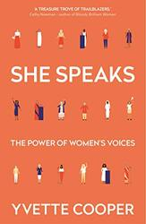 She Speaks: The Power of Women's Voices, Hardcover Book, By: Yvette (Author) Cooper