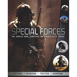 Special Forces, Hardcover Book, By: Parragon Book Service Ltd