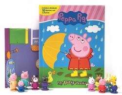 Eone Peppa Pig My Busy Book, Paperback Book, By: Phidal Publishing Inc.