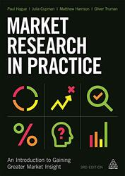 Market Research in Practice: An Introduction to Gaining Greater Market Insight, Paperback Book, By: Matthew Harrison