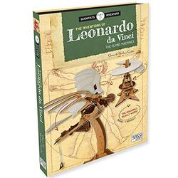 The Inventions of Leonardo DaVinci: The Flying Machines, Hardcover Book, By: Girolamo Covolan