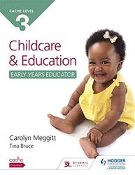 CACHE Level 3 Child Care and Education (Early Years Educator), Paperback Book, By: Carolyn Meggitt