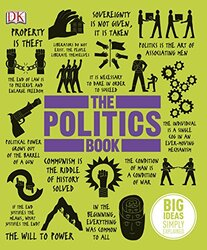 The Politics Book, Hardcover Book, By: Dk