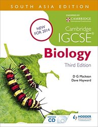 Cambridge IGCSE Biology, Paperback Book, By: D. G. Mackean - Dave Hayward