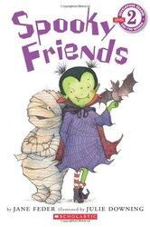 Spooky Friends, Paperback Book, By: Feder Jane