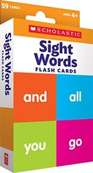 Flash Cards: Sight Words, By: Scholastic Teacher Resources