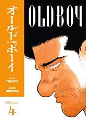 Old Boy Volume 4: v. 4, Paperback, By: Garon Tsuchiya